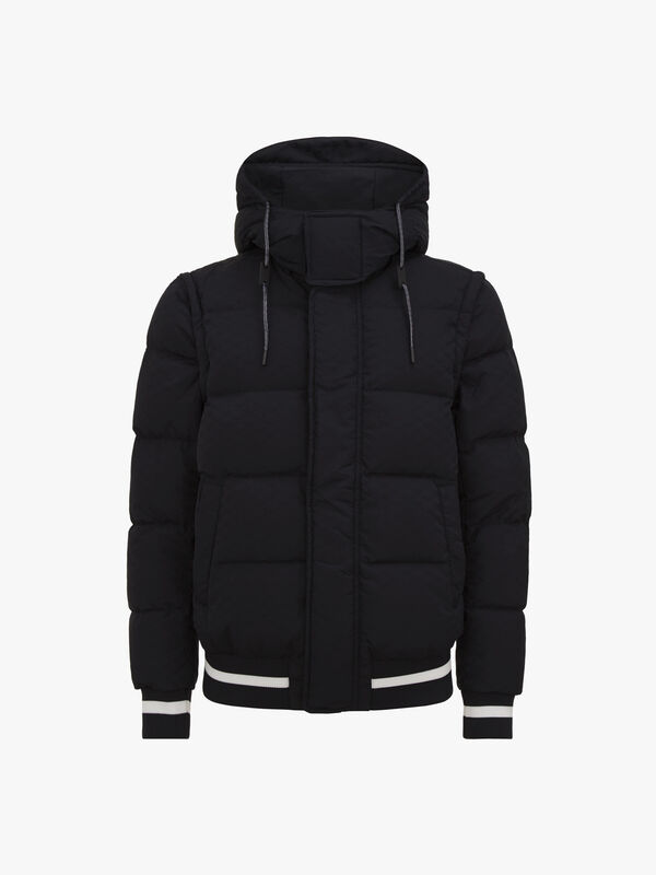 All Over Eagle Down Coat