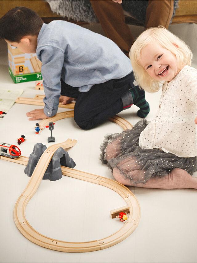 Railway Track Starter Pack