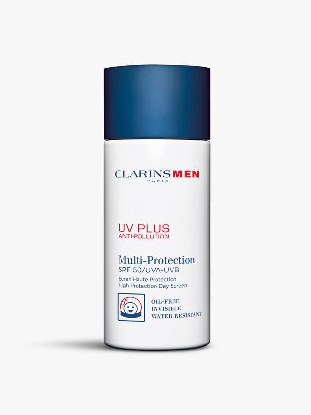 ClarinsMen UV Plus