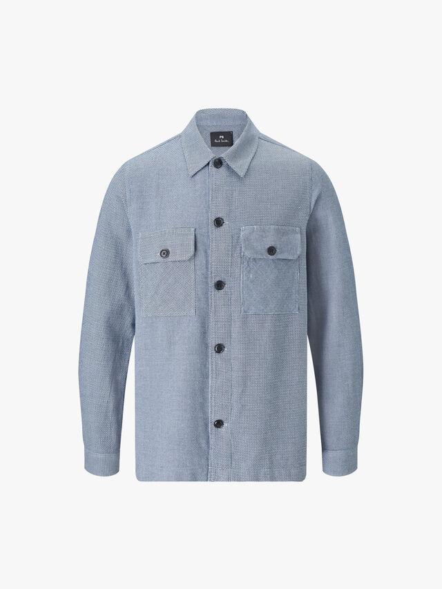 Knitted Overshirt
