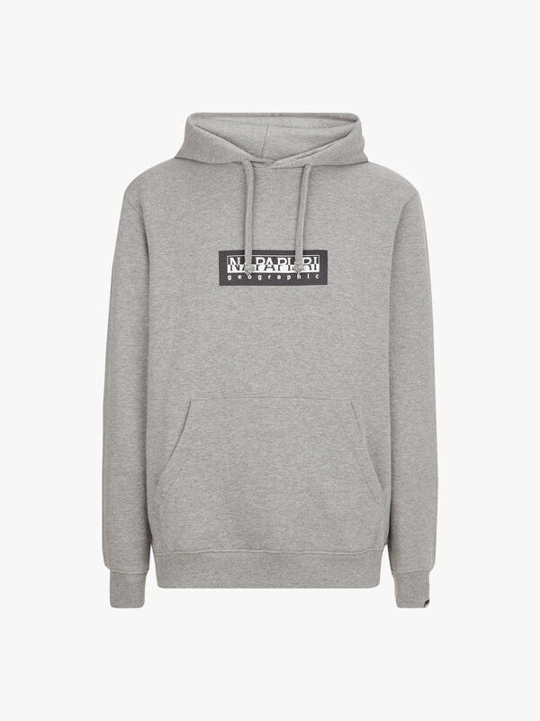 Logo Box Hoody