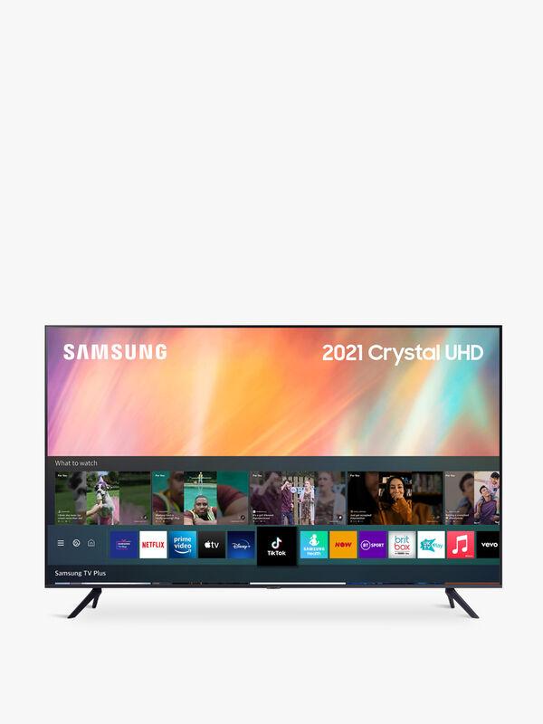 """43"""" UHD 4K HDR Smart TV (2021) UE43AU7100"""