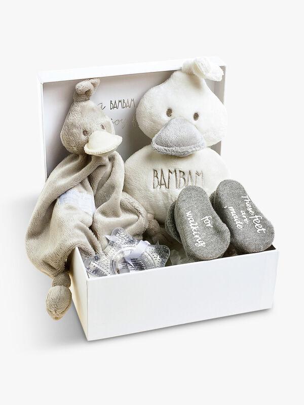 Grey Duck 4 Piece Gift Set