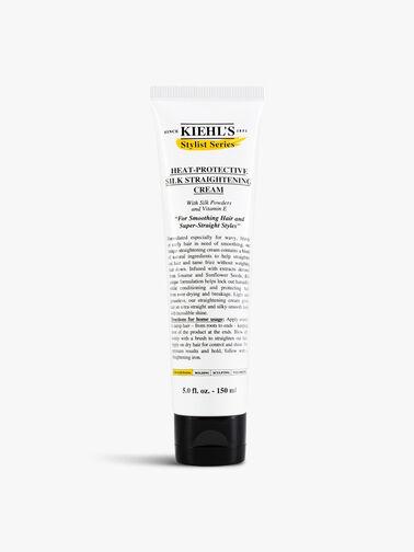 Heat-Protective Silk Straightening Cream