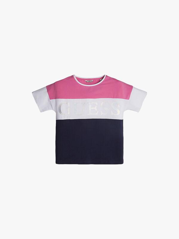 Block Colour T-Shirt