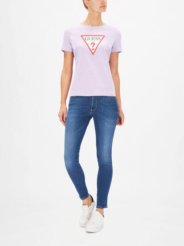 Tatiana Triangle Logo T-Shirt
