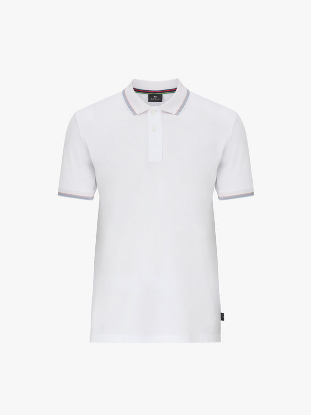 Supima Cotton Stripe Polo