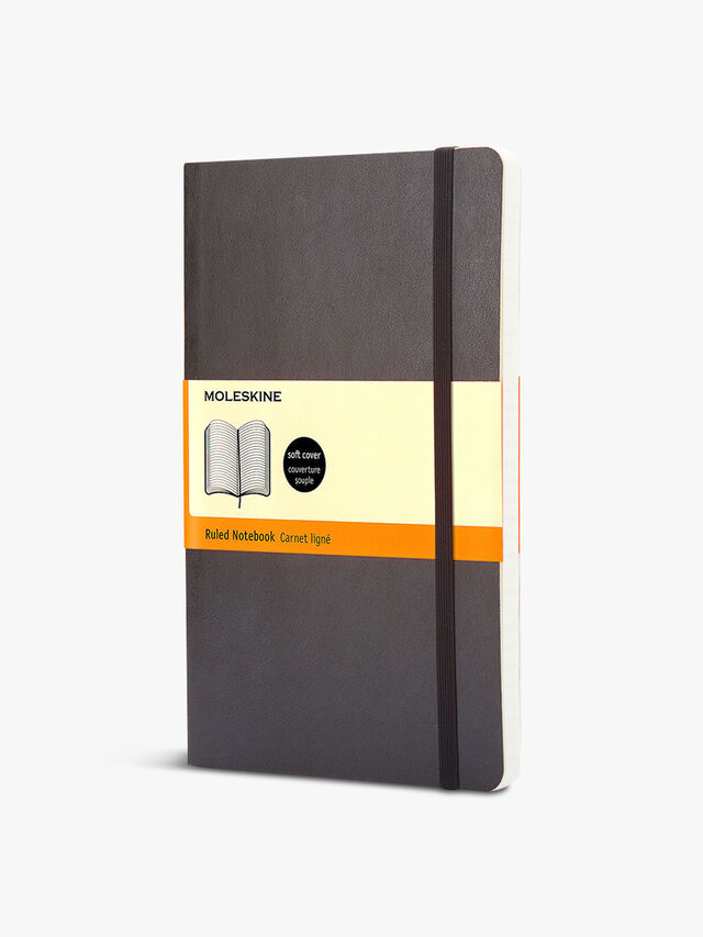 Pocket Notebook Ruled Soft Cover