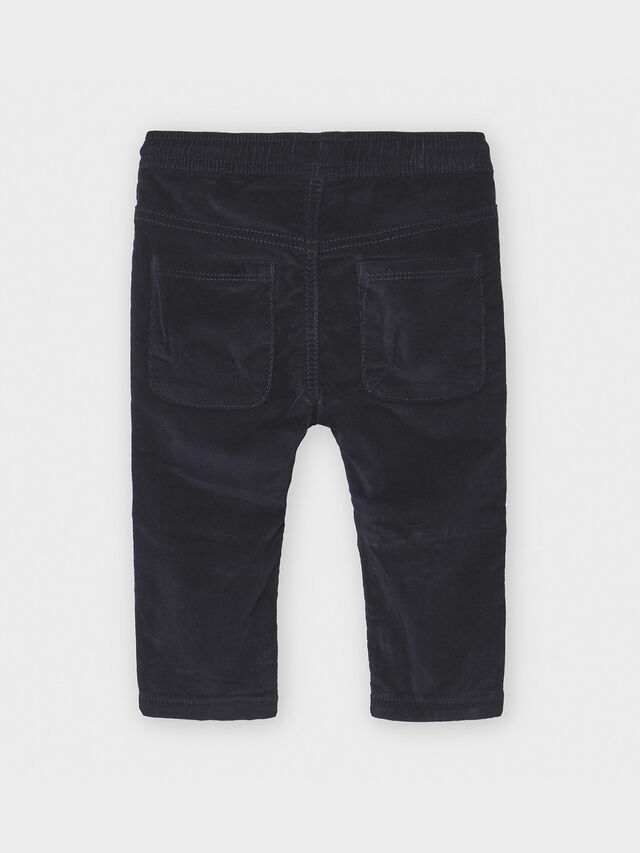Soft Cord Trouser