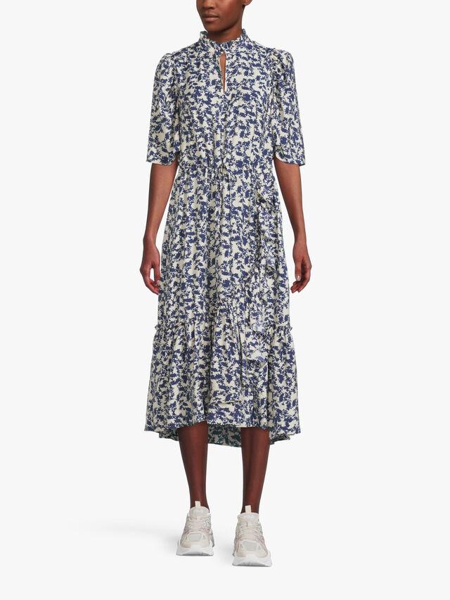 Remee Printed Dress