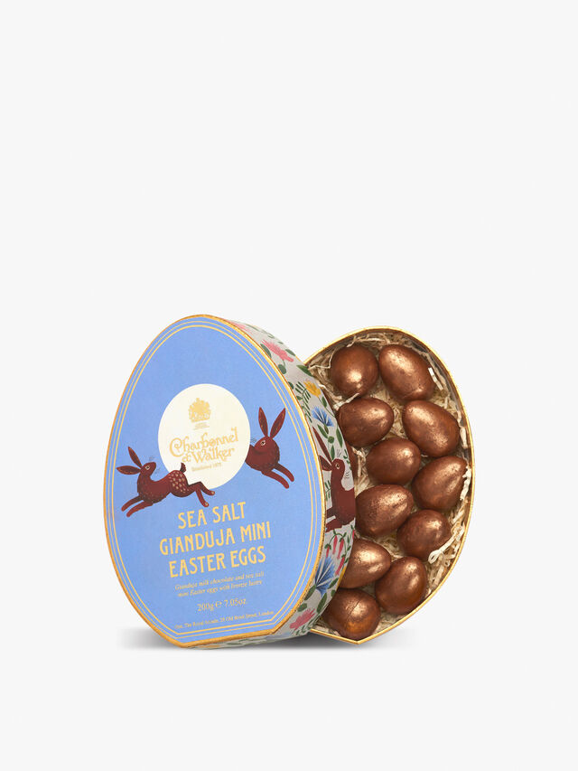 Gianguja Egg Shaped Truffles