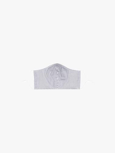Grey Stripe Mask