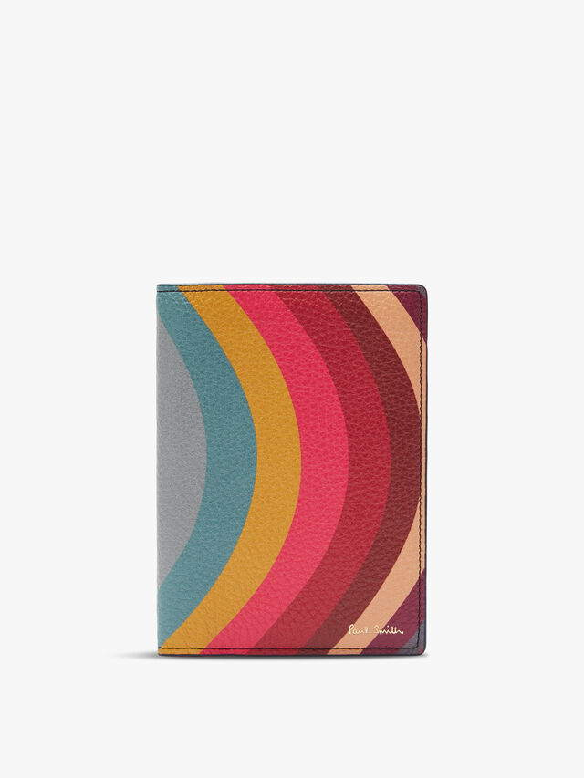 Swirl Passport Holder