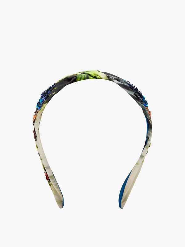 Eye and Star Headband