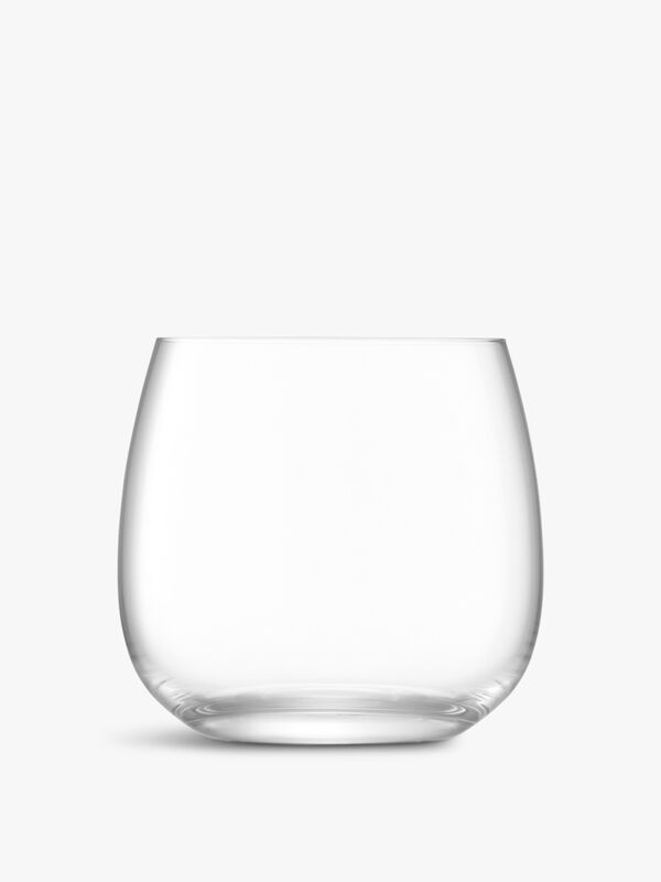 Borough Stemless Glass Set of 4