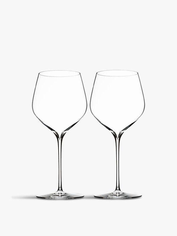 Elegance Cabernet Sauvignon Glass Pair