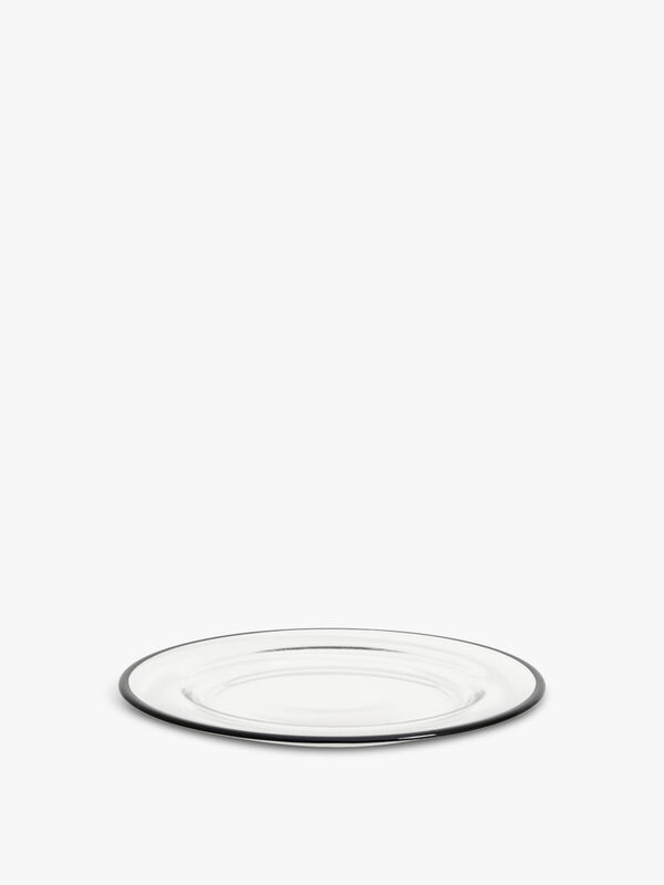 Nordal Glass Plate