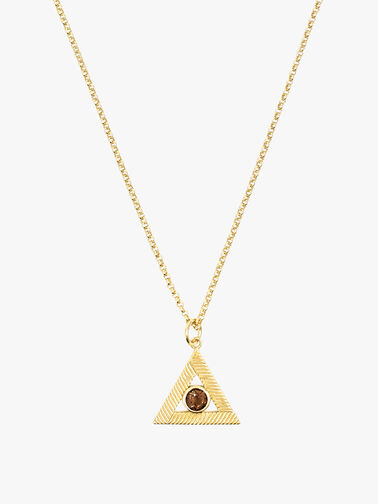 Gold Vision Necklace