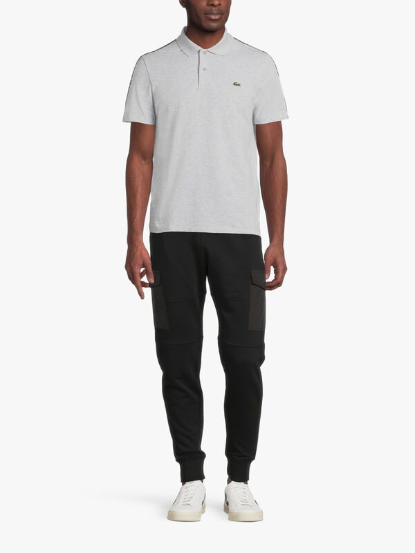 Taped  Logo Ultra-Lightweight Polo