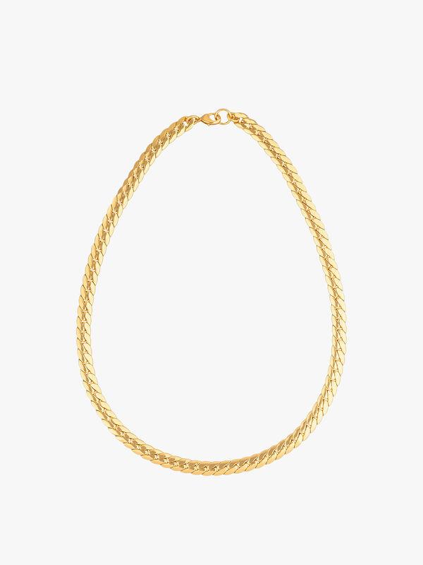 Peyton Herringbone Chain