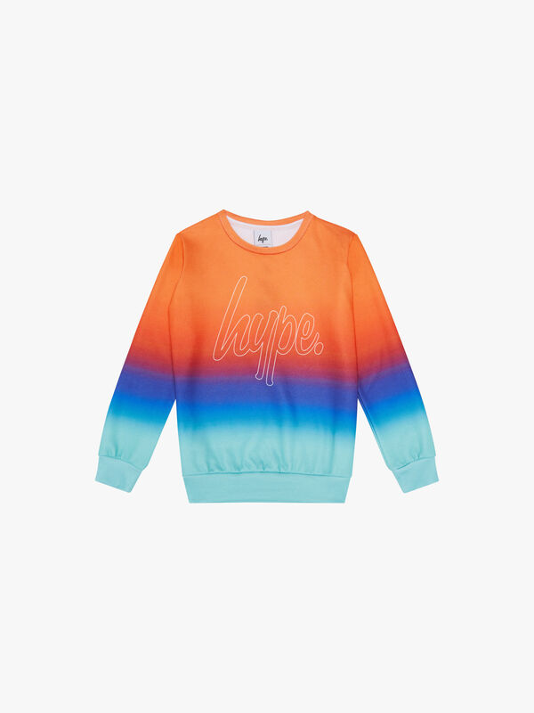Lucky Fade CN Sweater