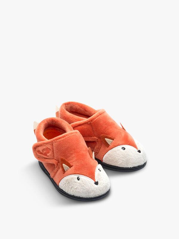 Mr Fox Slippers