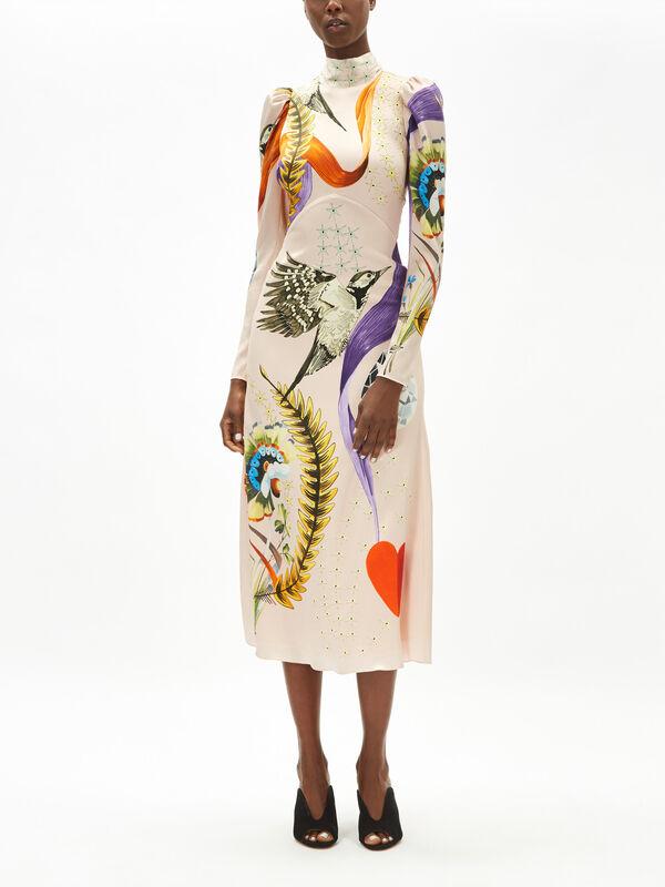 Clementina Tie Dress