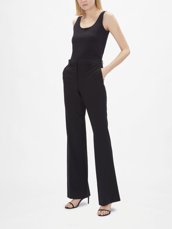 Demitria Wool Trousers