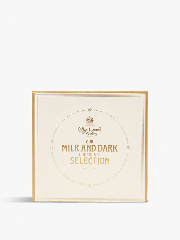 Dark & Milk Selection Box