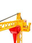 Light Up Construction Crane