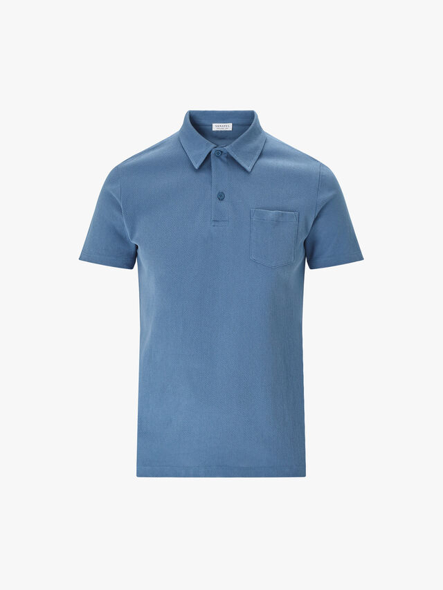 Short Sleeve Riviera Polo
