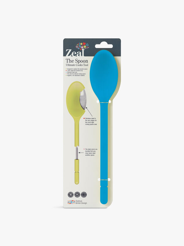 Trad Cook Spoon Silicone