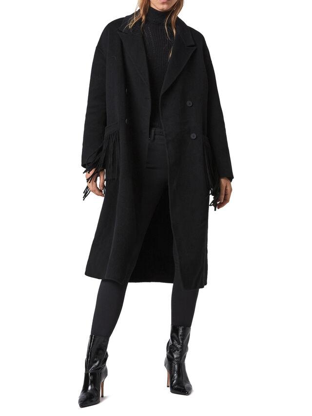 Freya Wool Blend Coat