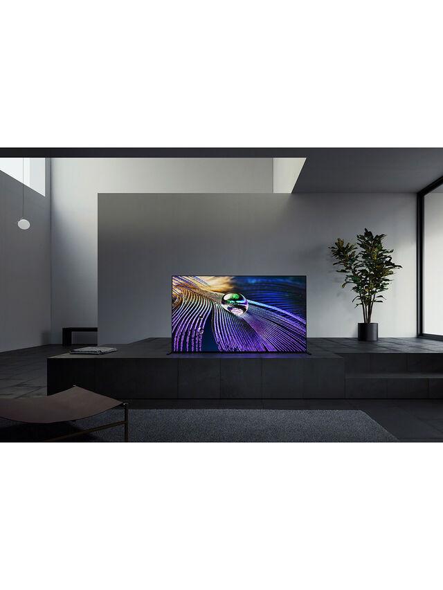 65'' BRAVIA XR™ OLED 4K HDR Google TV (2021) XR65A90JU