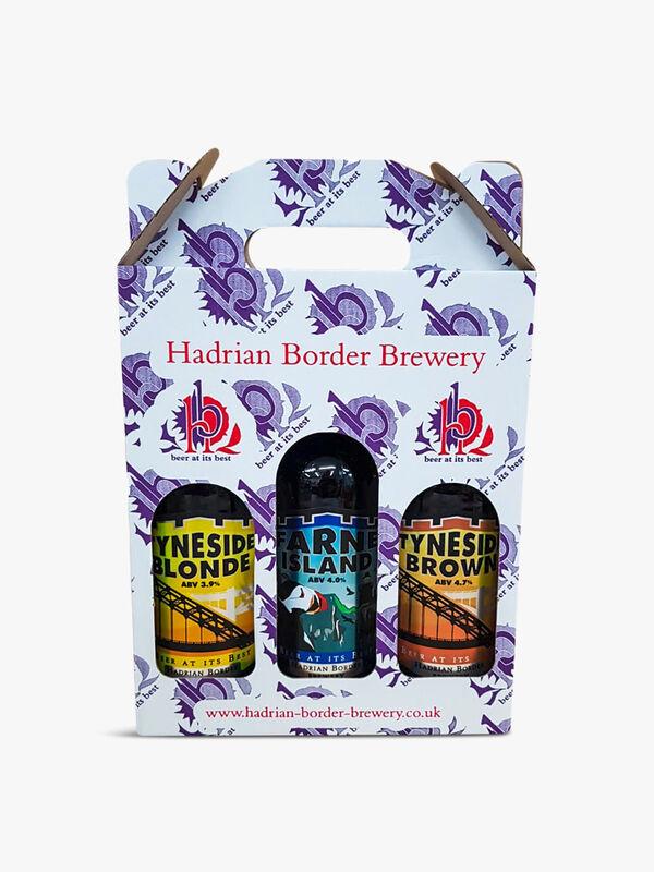 3 Bottle Gift Box 500ml