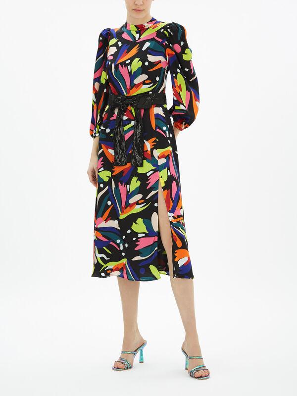 Seraphina Dress With Split