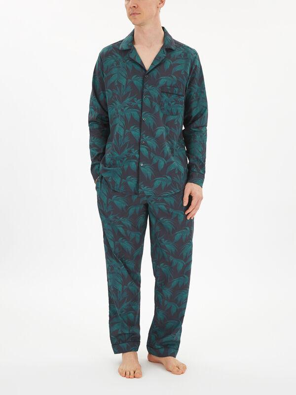 Byron Print Pyjama Trousers