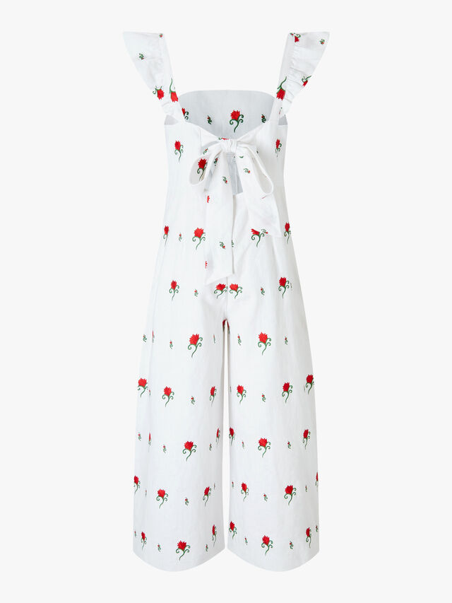 Marella Embroidered Jumpsuit
