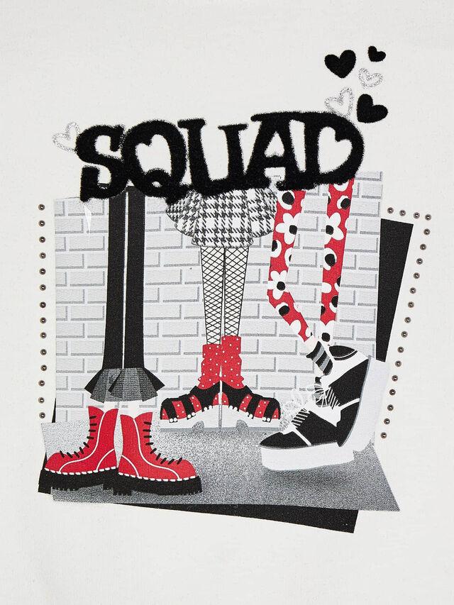 Squad Flower Leggings set