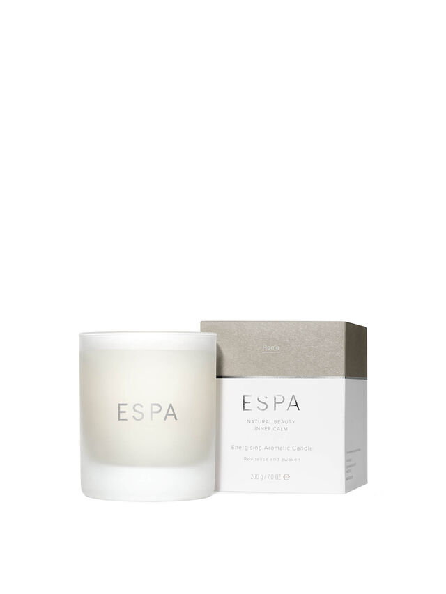 Energising Candle
