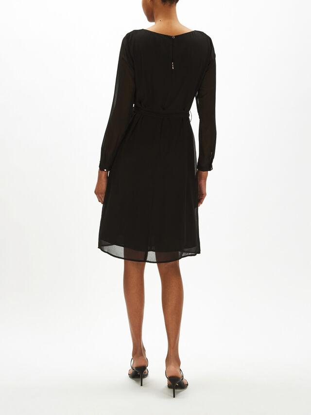Fluent Midi Dress