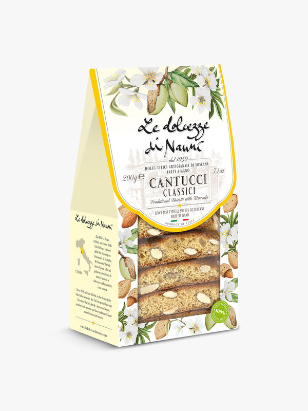 Classic Almond Biscuits 250g