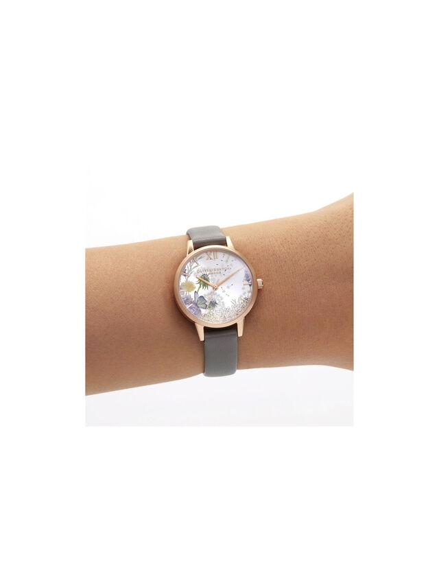 Wishing Watch Midi Dial Watch