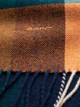 Multi Check Wool Scarf