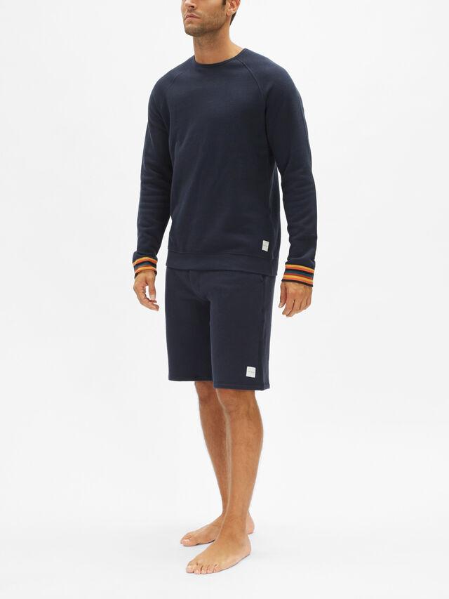 Long Sleeve Lounge Jersey Top