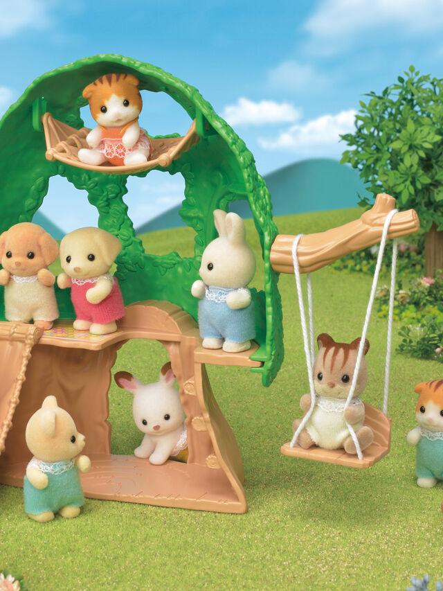 Baby Tree House