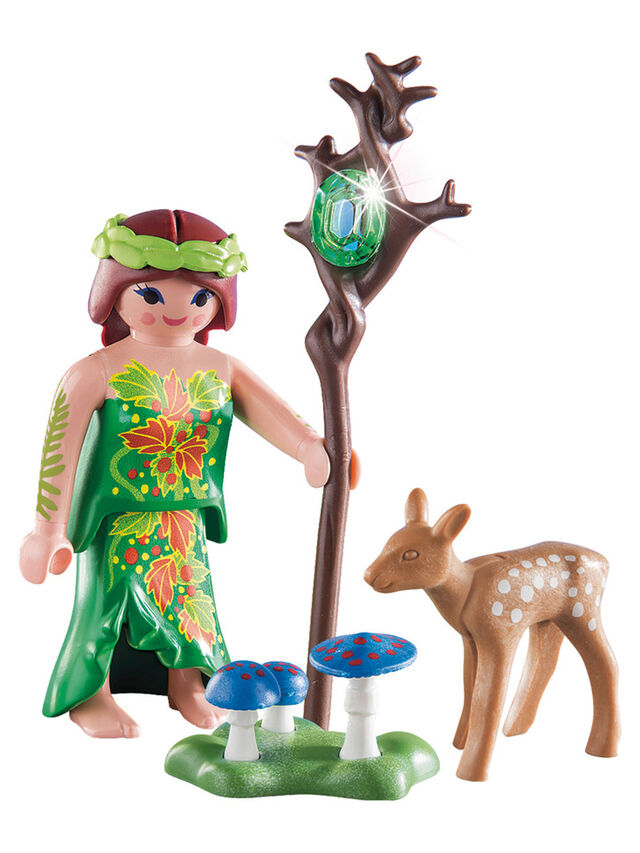 Special Plus Fairy with Deer