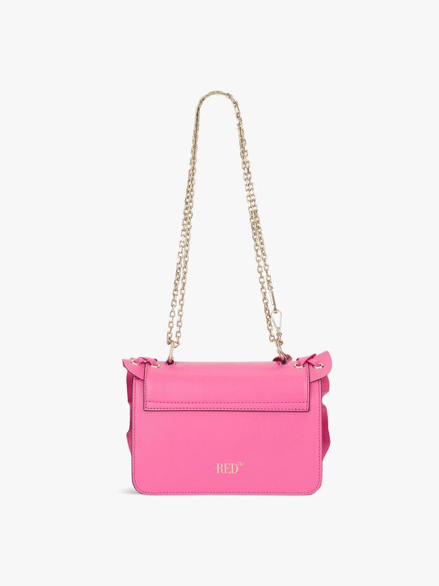 Small Shoulder Frill Bag