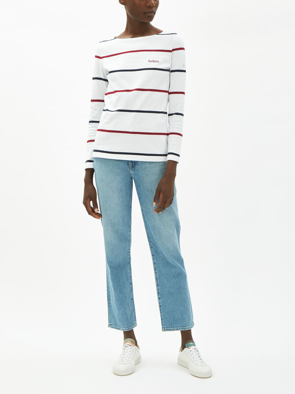 Hawkins Stripe Top