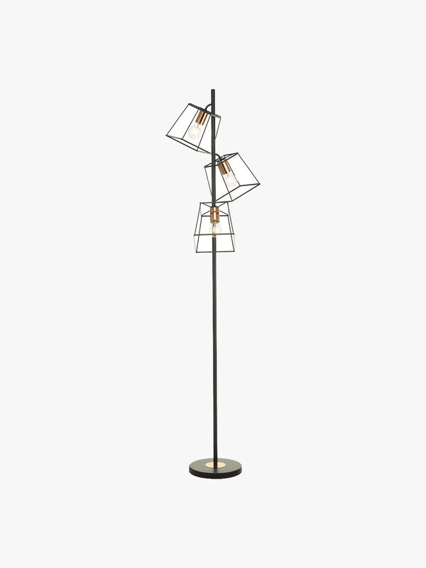 Tower 3LT Floor Lamp